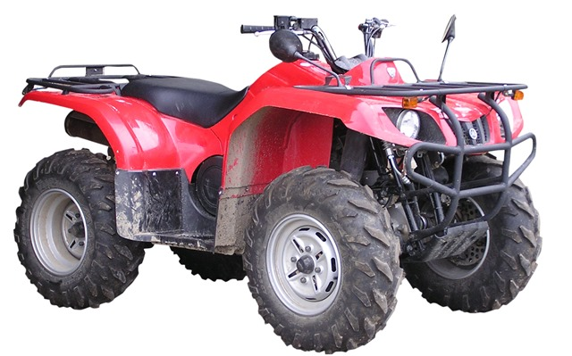 ATVs in Conquest